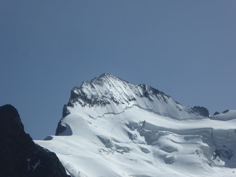West ridge of Barre des Ecrins