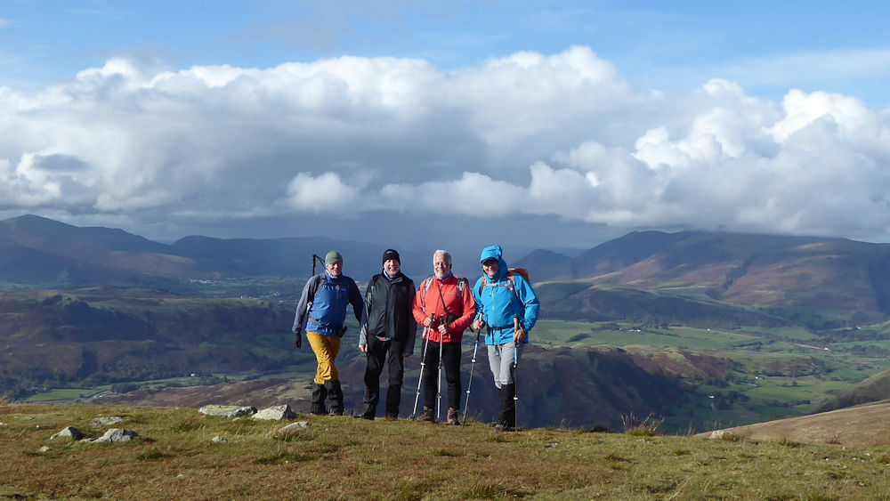 Team on Watson's Dodd