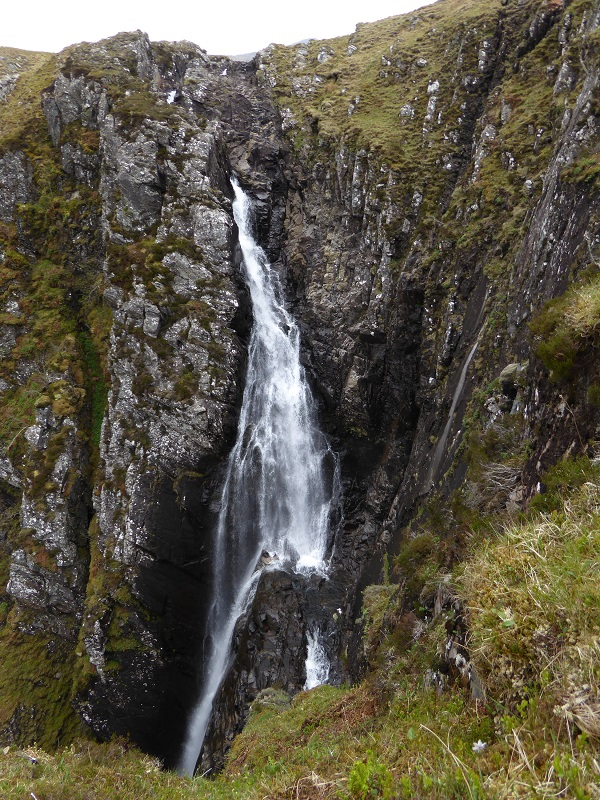 Day 3. Falls of Glomach. Photo by Mike Goodyer